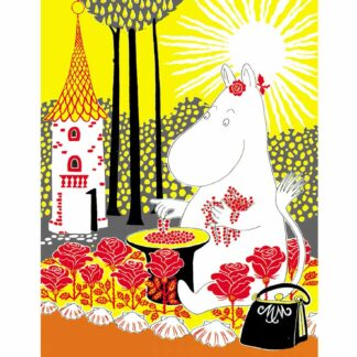 Moominmamma Poster